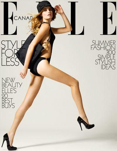 Elle Magazine - Los Angeles Fashion Photographer