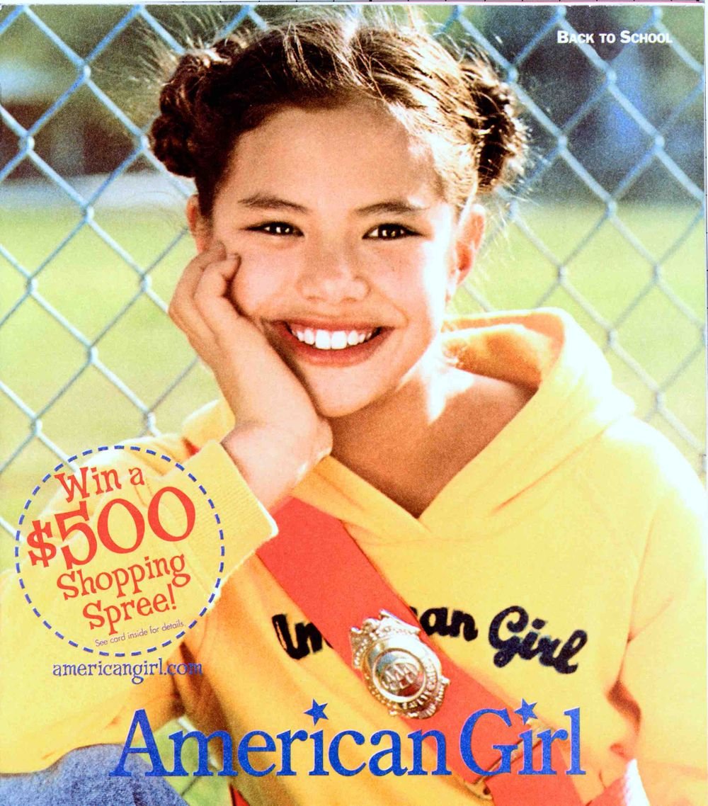 American Girl Back to School