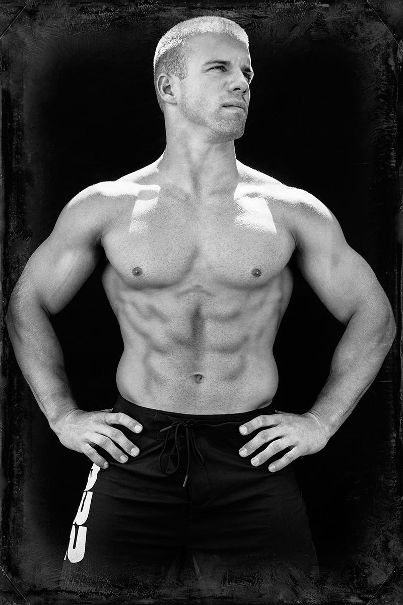 Crossfit athlete scott panchik