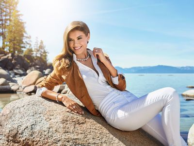 Bride at Lake Tahoe - Event Photographer Los Angeles