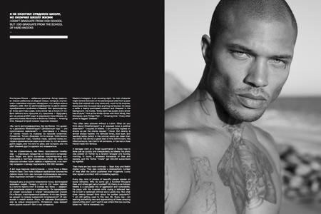 Jeremy Meeks - Los Angeles Fashion Photography