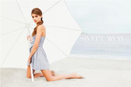Swept Away - Model Photographer New York City