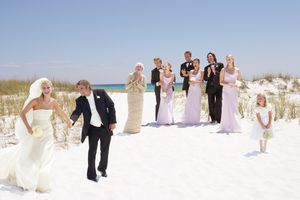 Florida Beach Wedding - Event Photographer Los Angeles