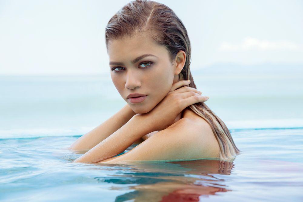 Zendaya Modeliste Magazine