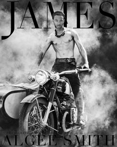 ALGEE SMITH - JAMES MAGAZINE COVER - VOL XVI