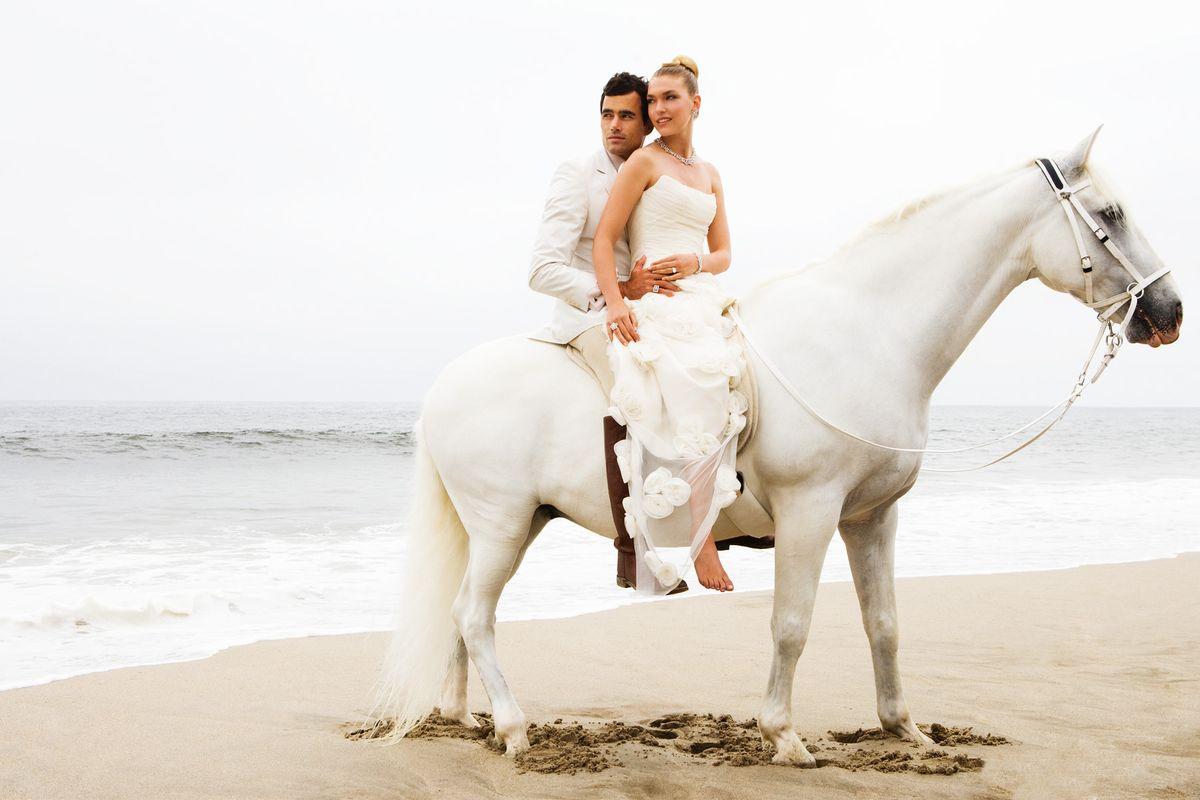 Zuma Beach Wedding Photographer New York