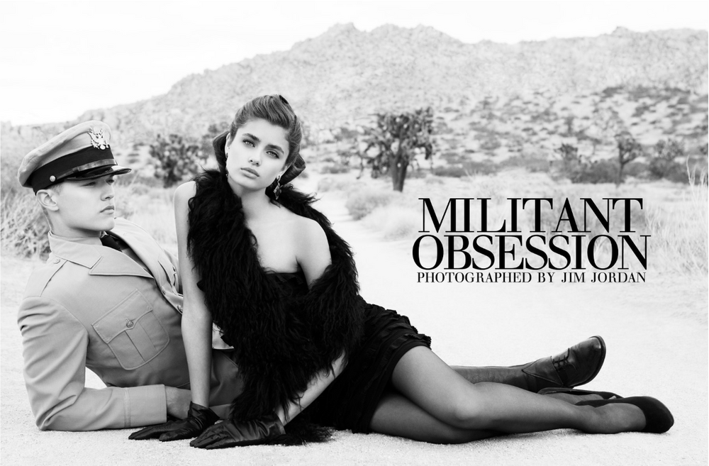 Taylor Hill Militant Obsession with Boy