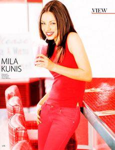 Mila Kunis - Celebrity Photographer Los Angeles
