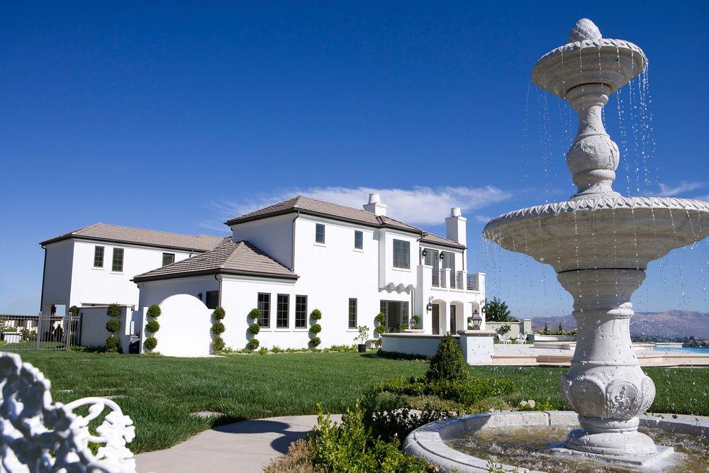 Calabasas Luxury Mansion