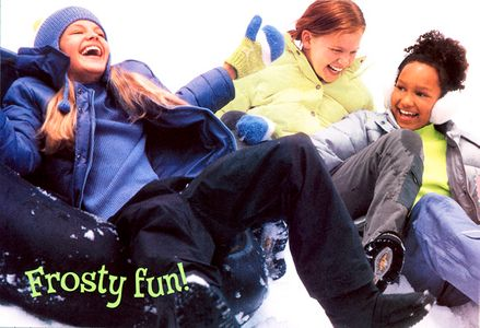 American Girl Frosty Fun - Kids Photographer Los Angeles