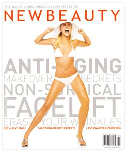 Kate Lewis New Beauty Cover