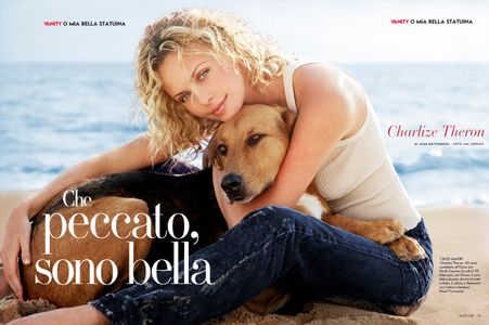 Charlize Theron - LA Celebrity Photographer