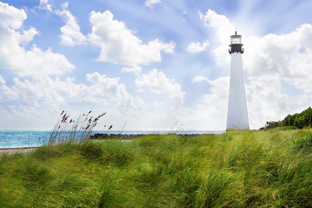 Lighthouse in South Carolina