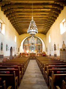 Santa Barbara Old Catholic Church - Travel Photographer New York