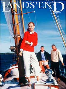 Lands' End Magazine Cover