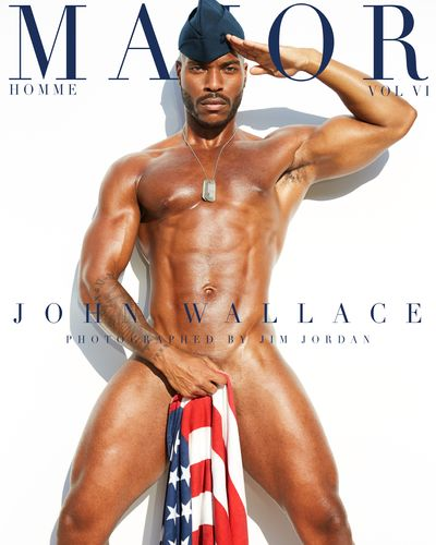 JOHN WALLACE - MAJOR MAGAZINE