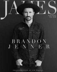 BRANDON JENNER - JAMES MAGAZINE COVER.jpg
