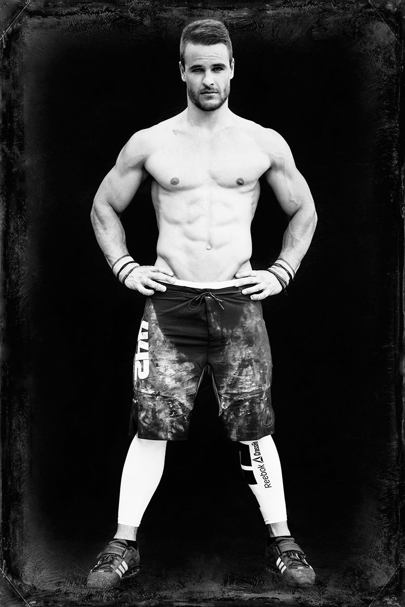 Brad Campbell Crossfit Athlete