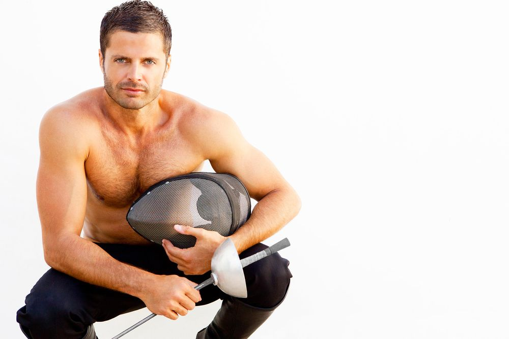 David Charvet Musician and Athlete