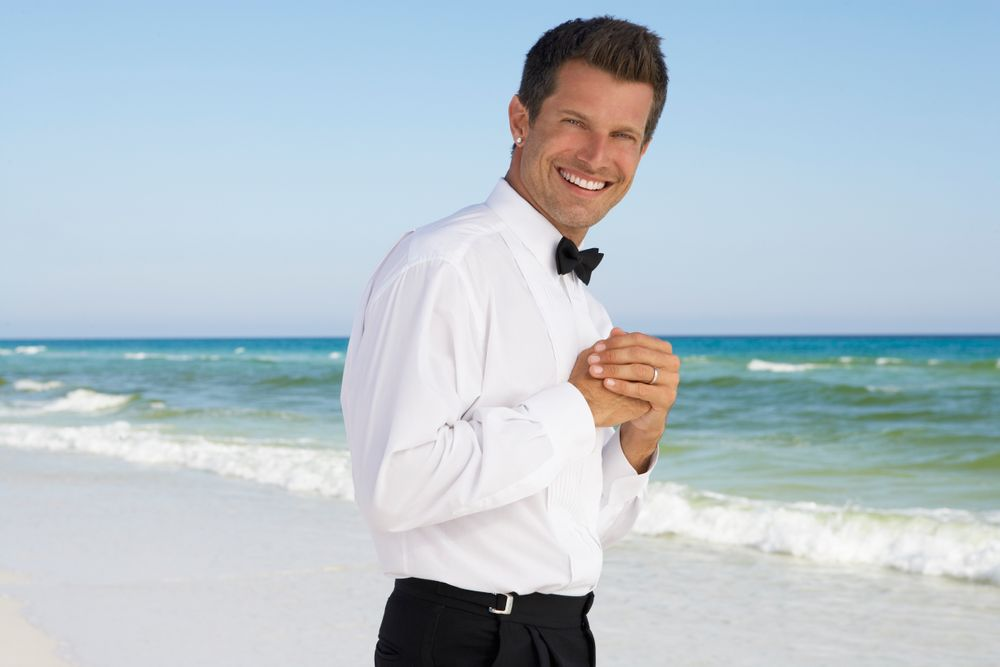 Florida Beach Groom