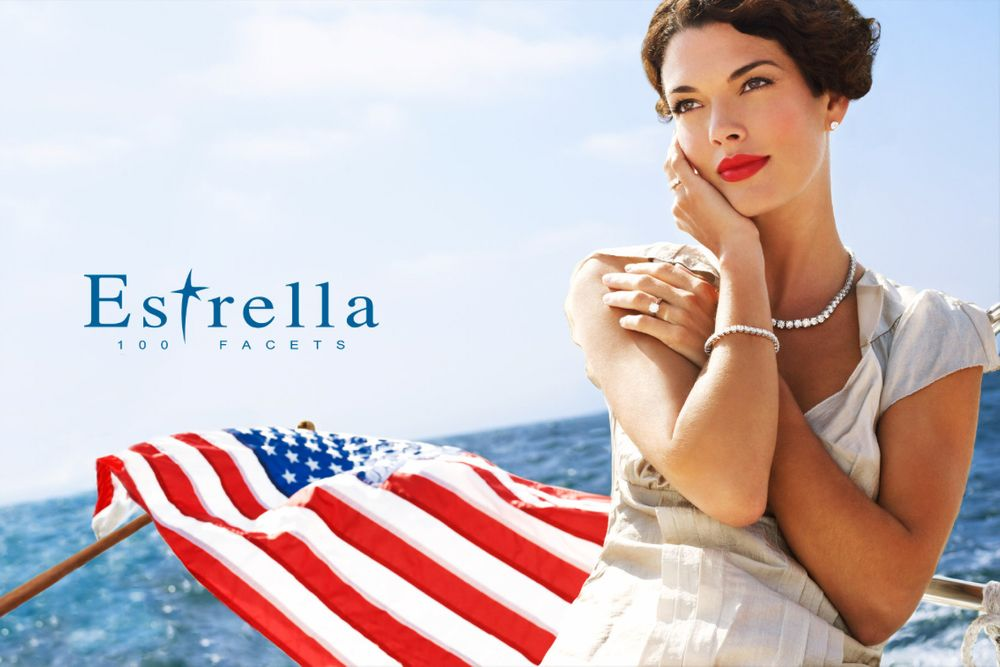 Estrella Bride on Boat