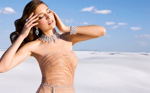 Jewelry Photographer Los Angeles - White Sands