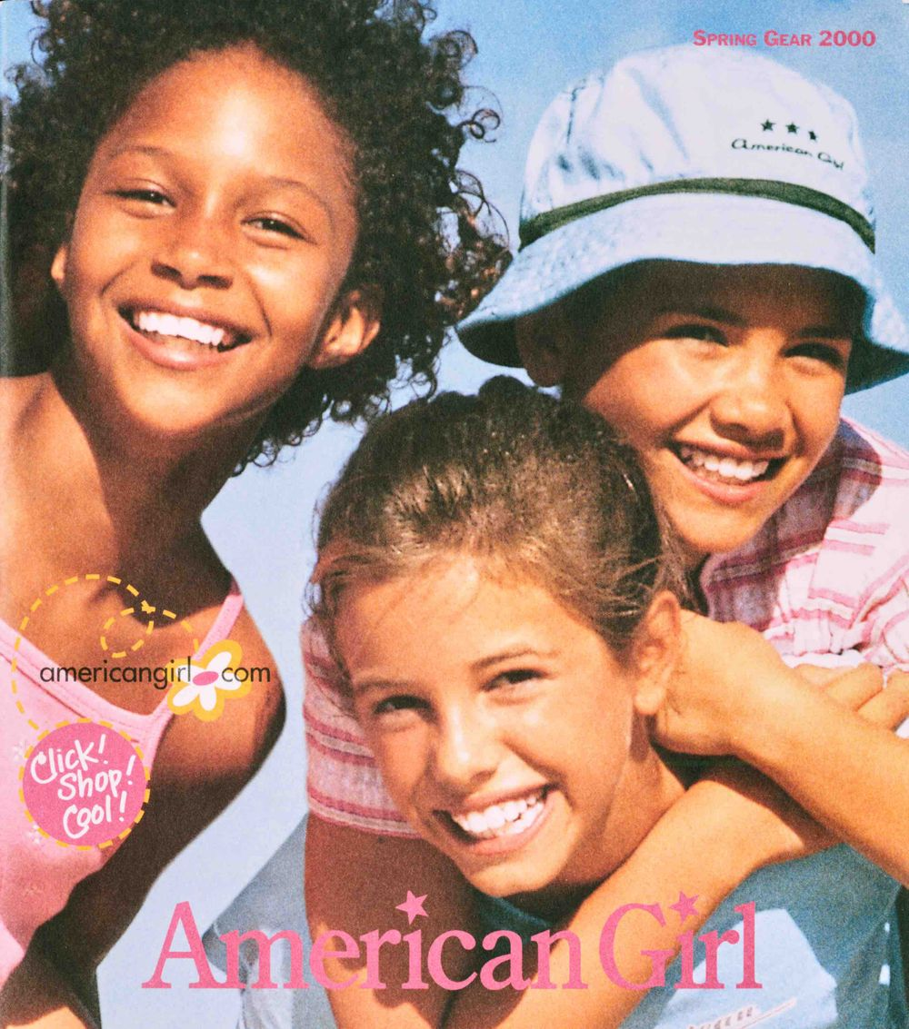 American Girl Friends
