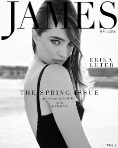 JAMES MAGAZINE - ERIKA LUTER - THE SPRING ISSUE - MARCH 2020 - VOL. 1.jpeg