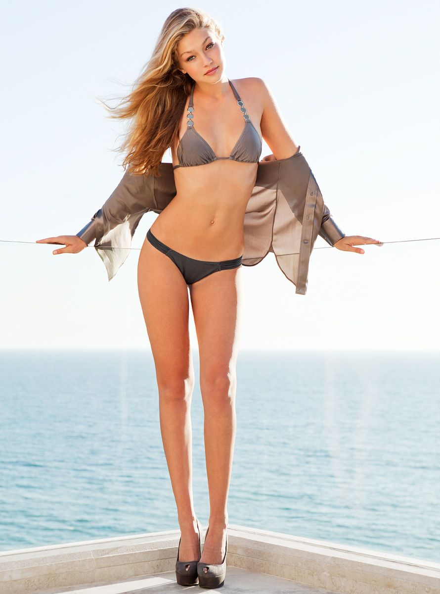 Gigi Hadid - Los Angeles Fashion Photographer