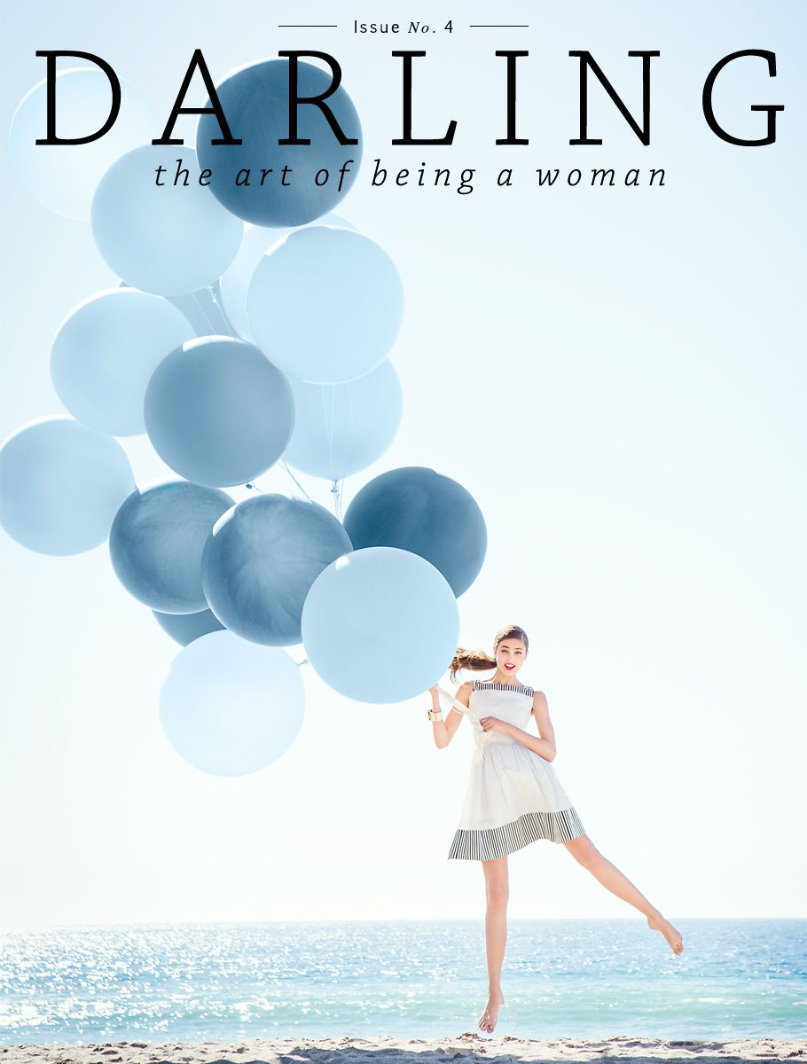Taylor Hill Darling Magazine The Art of Being a Woman