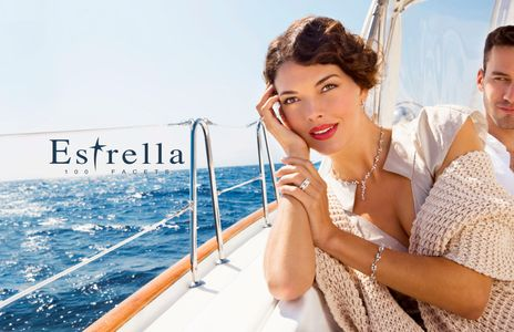 Estrella Couple on Boat - Fashion Photography Los Angeles