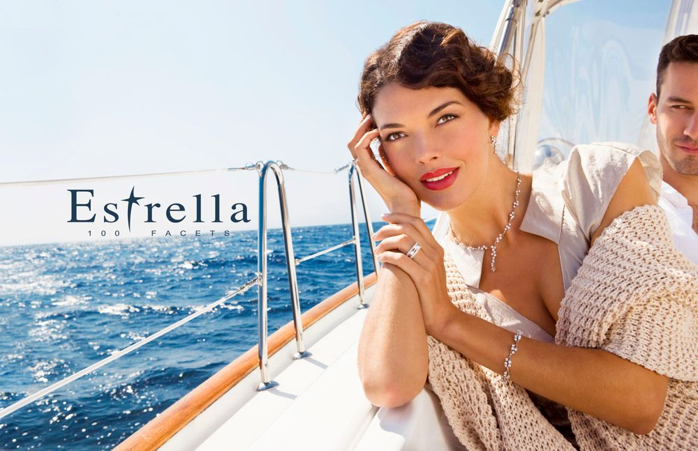 Estrella Couple on Boat