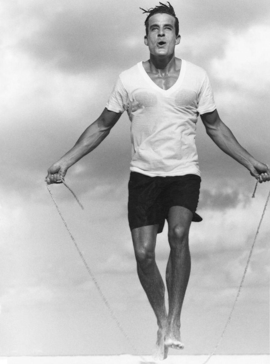 Ian Brent Jump roping