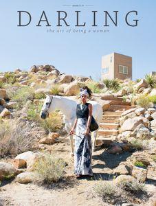 RENEE BHAGWANDEEN - DARLING MAGAZINE EDITORIAL COVER STORY