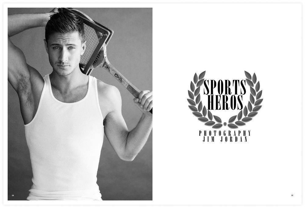 Michael Shank Sports Heros