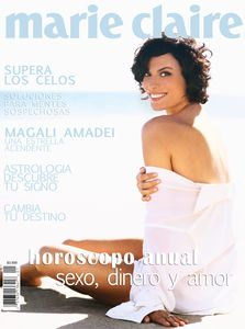 Magali Amadei Marie Claire Cover