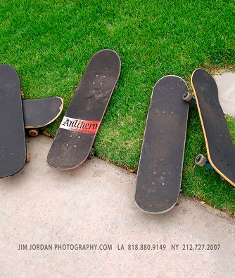 Kids of Summer Skateboards