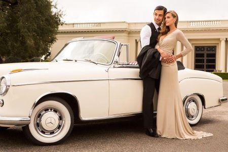 Huntington Library Wedding - Event Photographer Los Angeles