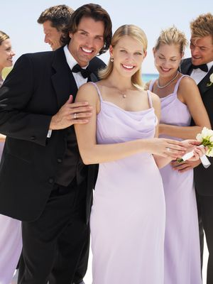 Florida Beach Wedding - Engagement Photographer Los Angeles