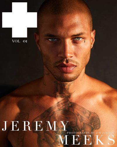Jeremy Meeks - Fashion Director