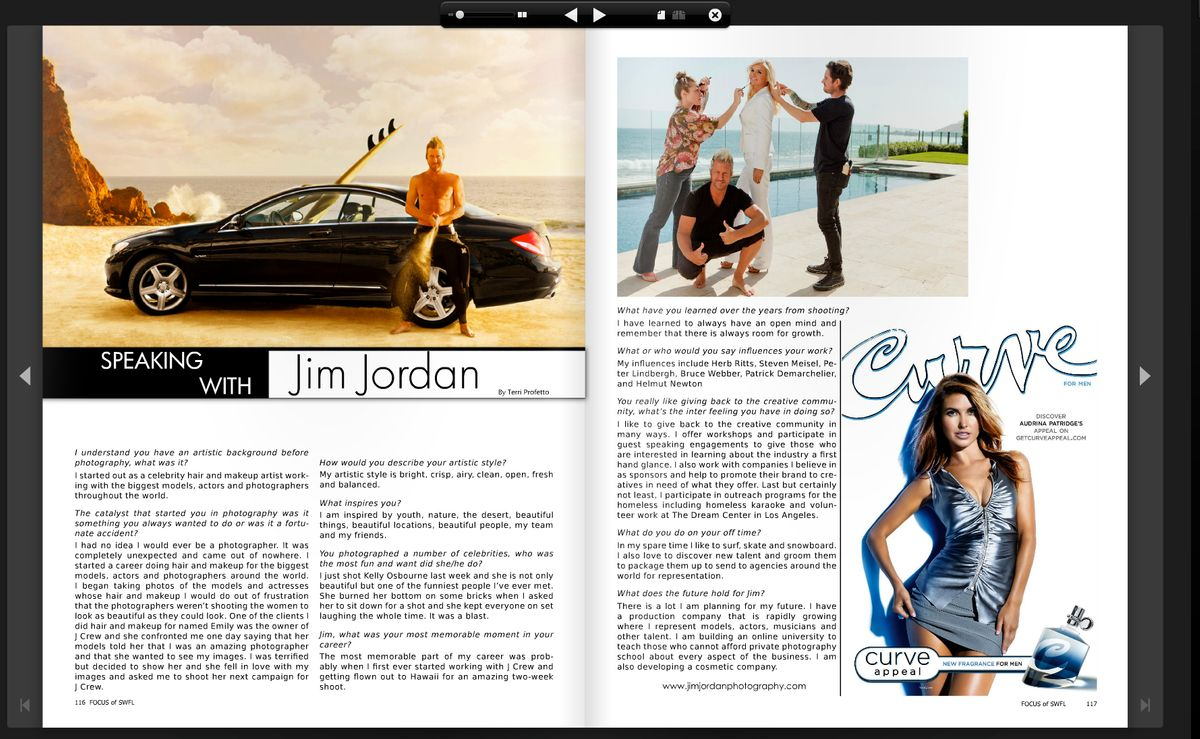 SWFL Magazine Interview with Jim Jordan