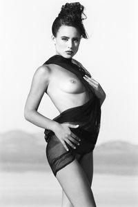 Girl in Desert - Fine Art Photographer Los Angeles