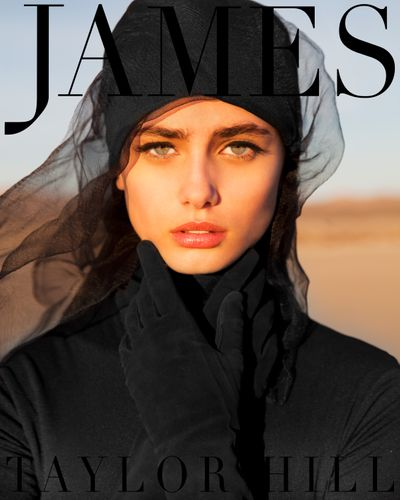 TAYLOR HILL - JAMES MAGAZINE