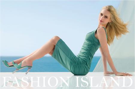 Fashion Island Laguna Beach Advertisement