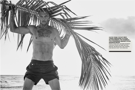 Jeremy Meeks - Fashion Photographer New York