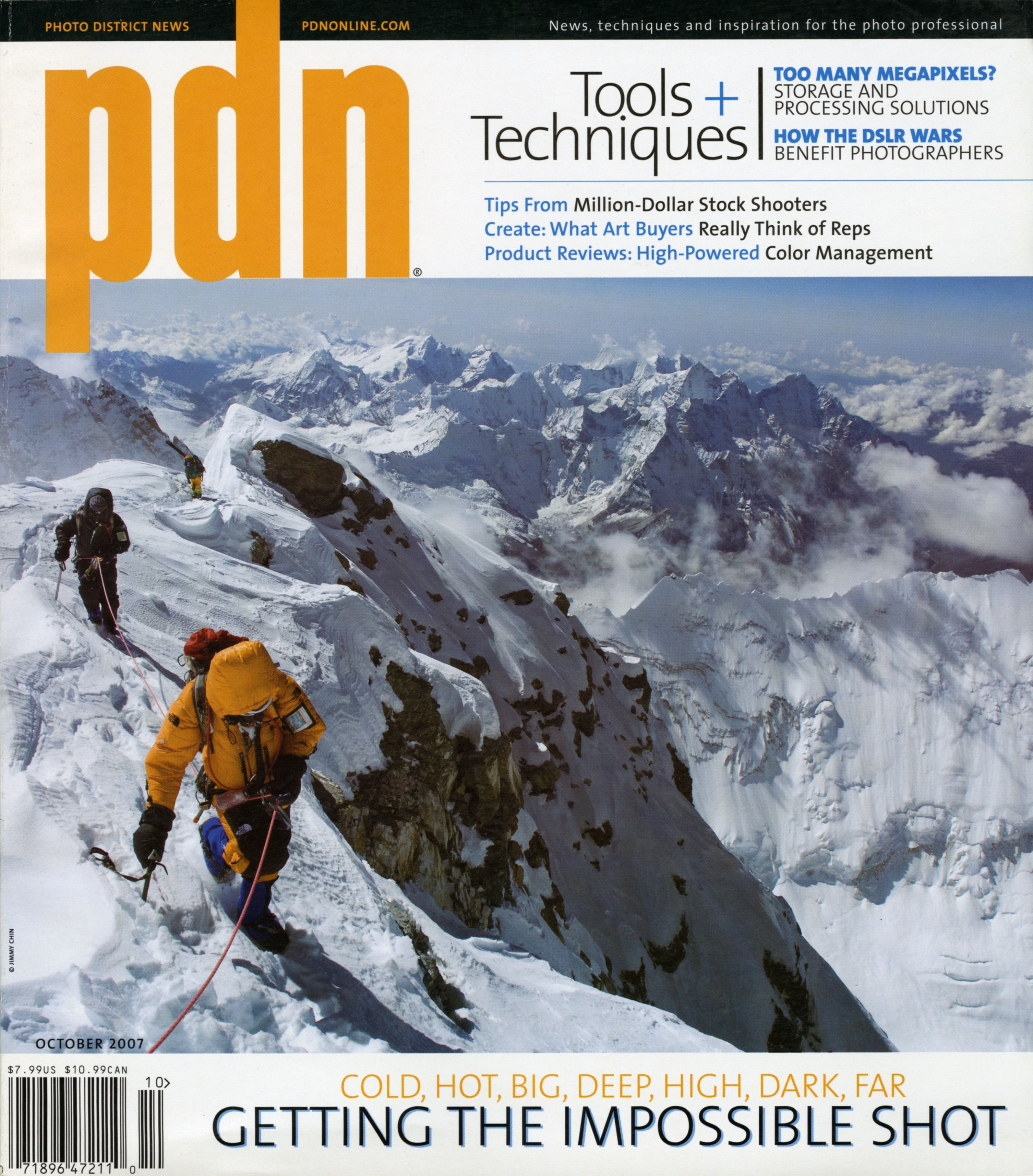 PDN Magazine Interview with Jim Jordan