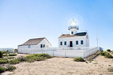 Lighthouse in South Carolina - Travel Photographer New York