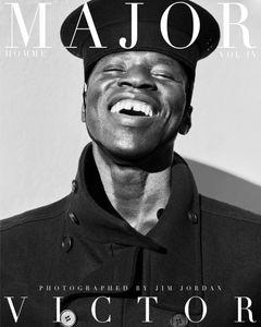 Victor Adeniran - Major Magazine USA
