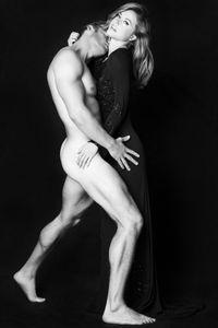 Crossfit Couple - Fine Art Photography Los Angeles