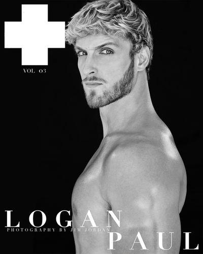 LOGAN PAUL - WHITE CROSS MAGAZINE